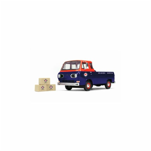 First Gear 49-0401 Allis-Chalmers - 1960s Ford Econoline Pickup Perspective: front