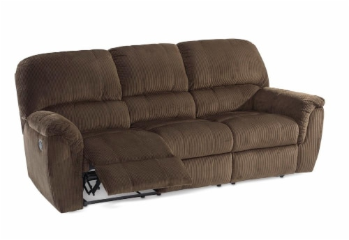 Fred Meyer Emerald Home Furnishings Nicholas 89 Inch Motion Sofa Brown