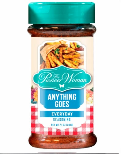 The Pioneer Woman Anything Goes Everyday Seasoning Perspective: front