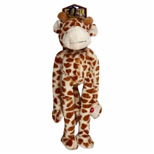 Multipet Large Swingin' Safari Toy Perspective: front
