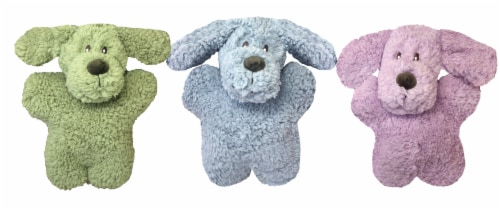Multipet Aroma Fleece Dog Toy - Assorted Perspective: front