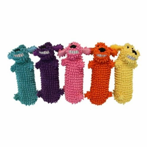 Digpets MU47864 Loofa Floppy Water Bottle Buddies - 11 in. Perspective: front