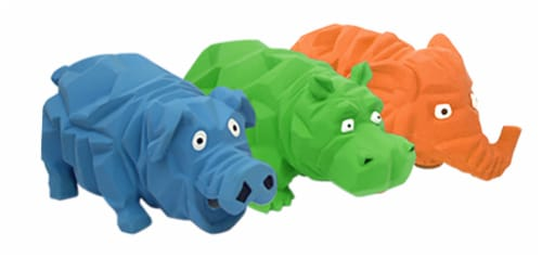 Multipet Origami Pals Dog Toy - Assorted Perspective: front