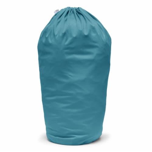 Kanga Care Reusable Diaper Pail  Liner | Aquarius Perspective: front