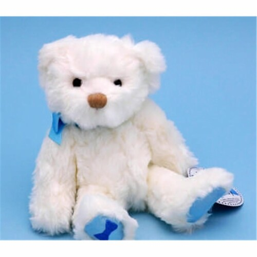 Ivy Lane Design Ring Bearer Teddy Bear Perspective: front