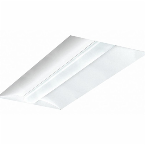 Hubbell Lighting - Columbia Recessed Troffer,2 ft L,3345 lm,29W  CCL22-3340 Perspective: front