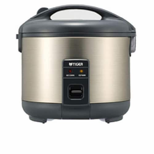 Tiger Rice Cooker 5.5 Cup Huy - JNPS10U Perspective: front