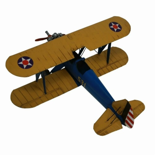 Cheungs JA-0316 3 lbs 1941 PT17-Stearman Perspective: front
