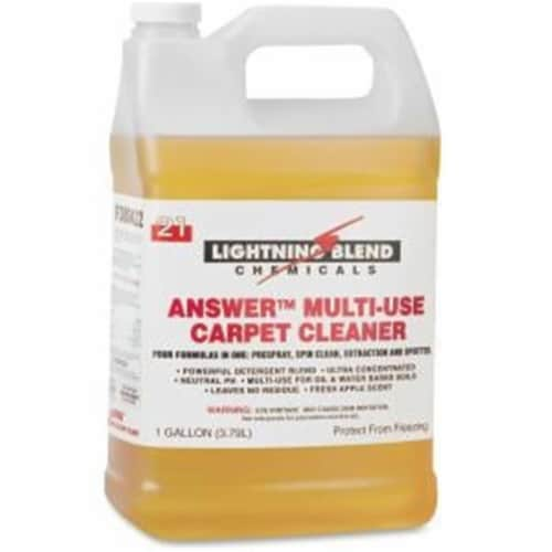 Franklin ANSWER Carpet Cleaner 380422 Perspective: front