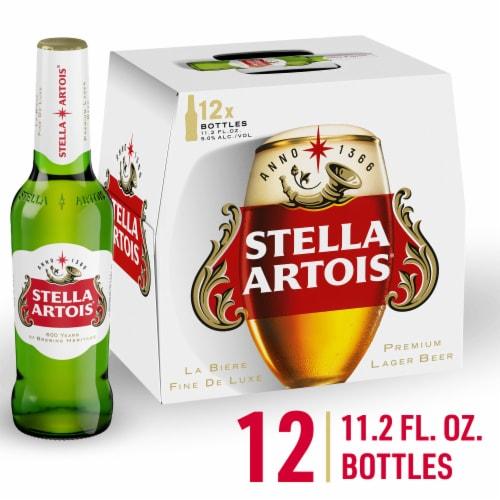 Stella Artois Belgium 12 Pack Perspective: front