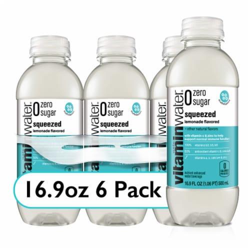 Kroger - Vitamin Water Zero Sugar Squeezed Lemonade ...