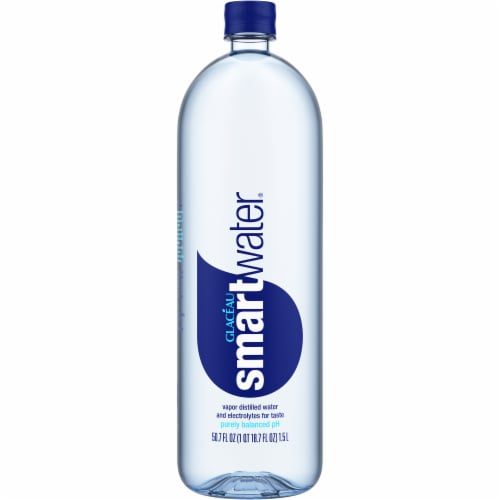 Smartwater Vapor Distilled Water Perspective: front