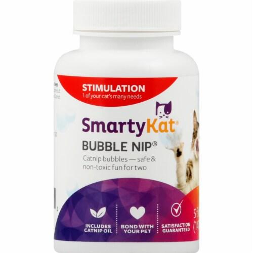 SmartyKat Catnip Bubbles Perspective: front