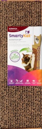 SmartyKat Hanging Scratcher with Catnip Perspective: front