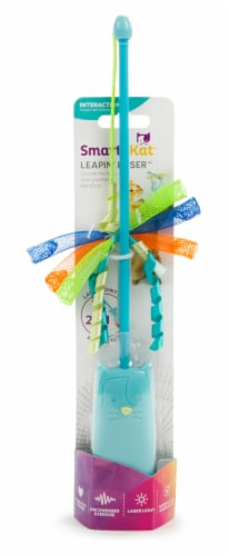 SmartyKat Leapin Laser 2 in 1 Cat Toy Perspective: front