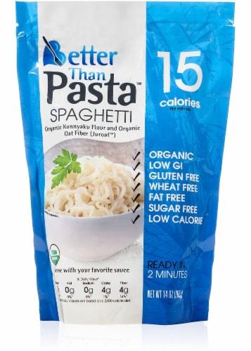 Better Than Pasta Organic Konnyaku Spaghetti Pasta Perspective: front