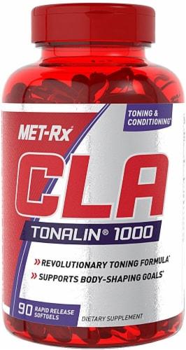 MET-Rx  Tonalin CLA 1000 Perspective: front