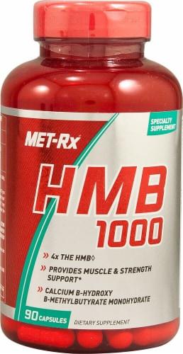 MET-Rx  HMB 1000 Perspective: front