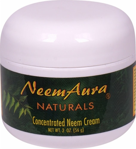 Neem Aura  Concentrated Neem Cream Perspective: front