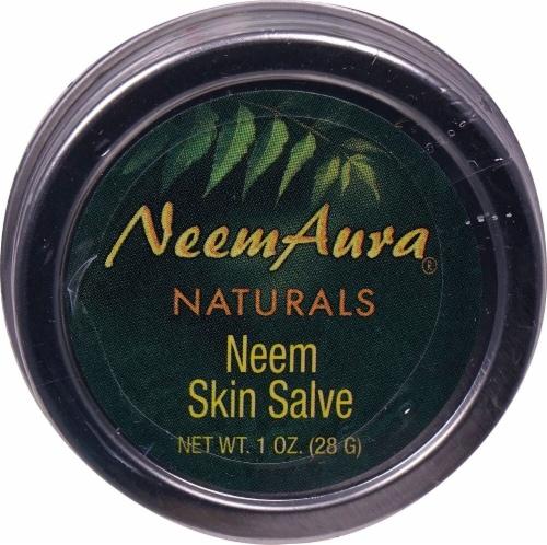 Neem Aura  Neem Skin Salve Perspective: front