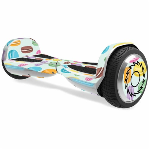 MightySkins RAHOV1.5-Macarons Skin for Razor Hovertrax 1.5 Hover Board - Macarons Perspective: front