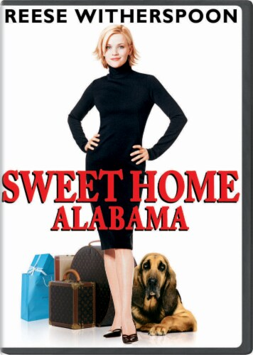 Sweet Home Alabama (2002 - DVD) Perspective: front