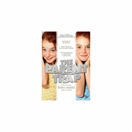 Parent Trap (DVD) Perspective: front