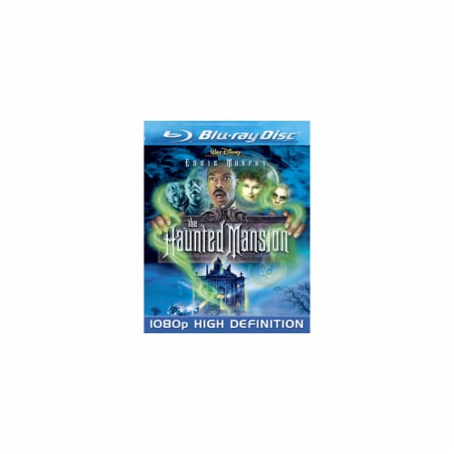 The Haunted Mansion (Blu-Ray) Perspective: front