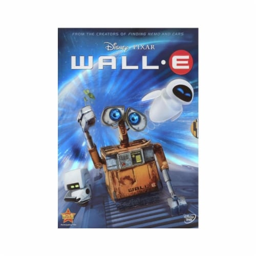 Wall-E (2008 - DVD) Perspective: front