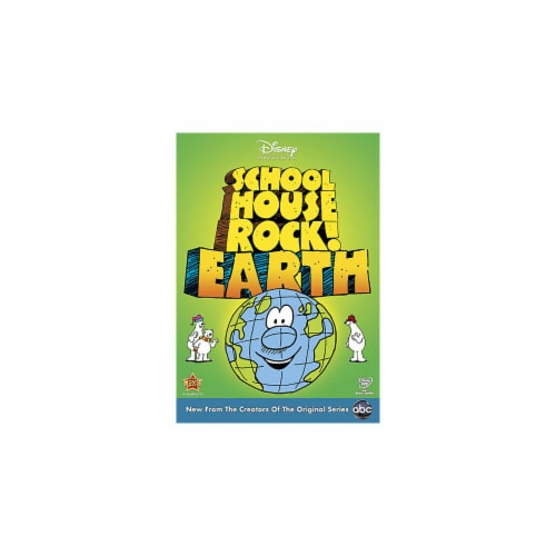 School House Rock: Earth (DVD) Perspective: front