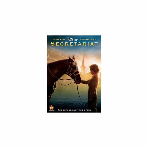 Secretariat (2010 - DVD) Perspective: front