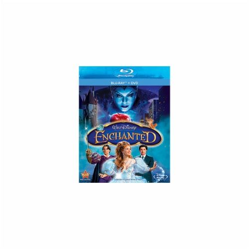 Enchanted (2007 - Blu-Ray/DVD) Perspective: front