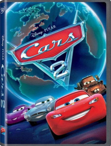 Cars 2 (2011 - DVD) Perspective: front
