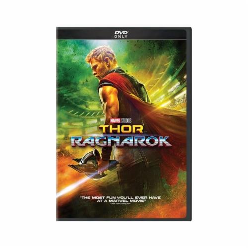 Thor: Ragnarok (2018 - DVD) Perspective: front