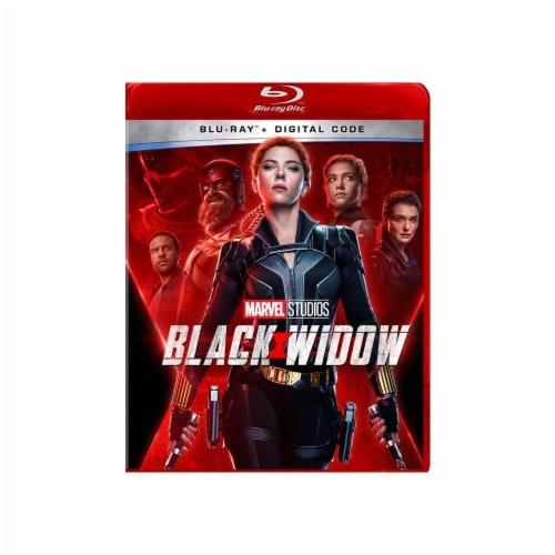 Black Widow (2021 - Blu Ray/Digital Copy) Perspective: front