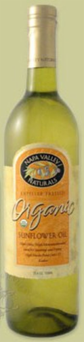 Napa Valley Naturals Pressed Sunflower Oil Perspective: front