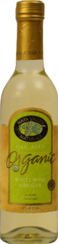 Napa Valley Naturals White Wine Vinegar Perspective: front