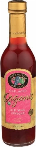 Napa Valley Naturals Organic Red Wine Vinegar Perspective: front