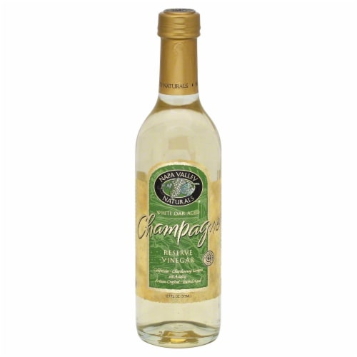 Napa Valley Naturals Champagne Vinegar Perspective: front