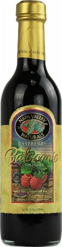 Napa Valley Naturals Raspberry Balsamic Vinegar Perspective: front