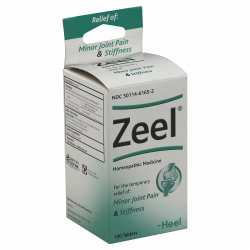 Zeel Mobilty/pain Relief Perspective: front