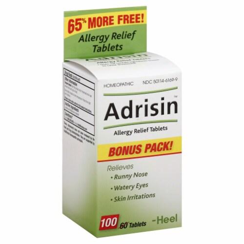 Adrisin Allergy Releif Perspective: front