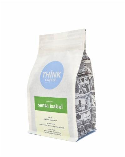 Nicaragua Santa Isabel Single Origin Ground Coffee Perspective: front
