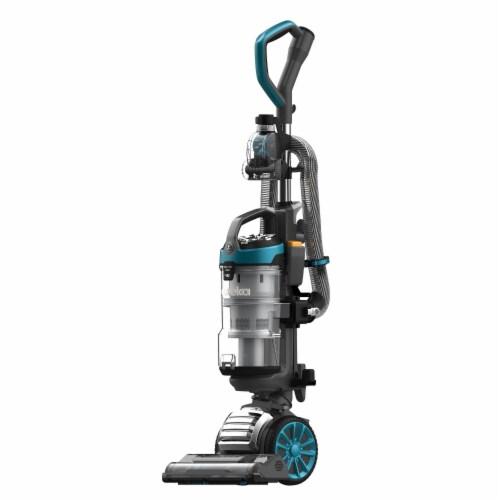 Eureka FloorRover Elite Bagless Pet Vacuum Cleaner, Teal (Refurbished) Perspective: front