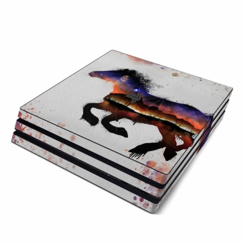 DecalGirl PS4P-DARING Sony PS4 Pro Skin - Daring Perspective: front