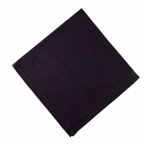 Mr. MJs Trading AG-20325S-4 Napkins, Purple Dark - Set of 4 Perspective: front