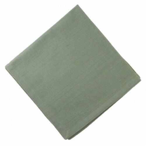 Mr. MJs Trading AG-20329S-4 Napkins, Sea Foam & Mint Green - Set of 4 Perspective: front