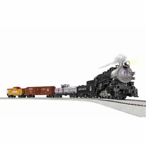 Lionel LNL1923040 Union Pacific Flyer LionChief Set with Bluetooth Model Trains Cars Perspective: front