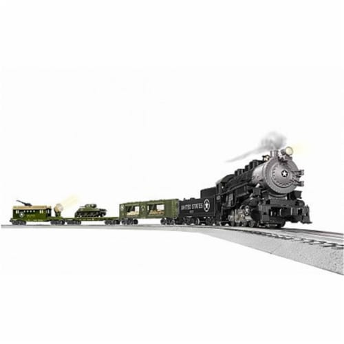 Lionel LNL1923100 U.S Steam Lion Chief Set with Bluetooth Train Perspective: front