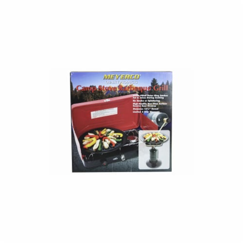 Kole Imports BJ188-2 Camp Stove Barbeque Grill - Pack of 2 Perspective: front